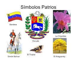 Símbolos Patrios De Venezuela Ecured