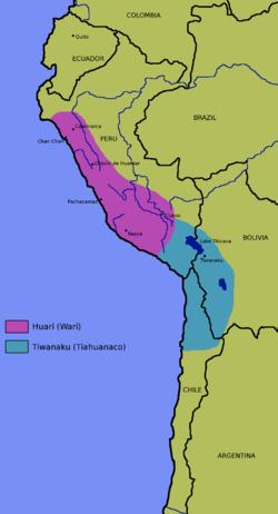 Cultura De Tiahuanaco Ecured