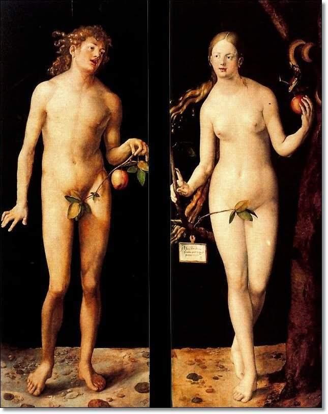 ¿En este foro se permiten imágenes de desnudos? Durero