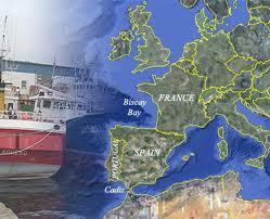 Golfo De Vizcaya Mapa.Golfo De Vizcaya Ecured
