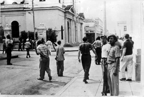 Cienfuegos: Levantamiento popular el 5 de septiembre de 1957