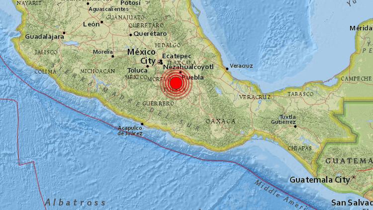 Terremoto En Mexico 19 De Septiembre De 2017 Ecured