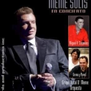 A Meme Solis se le admira y respeta en Cuba por su extraordinario trabajo como compositor y cantante