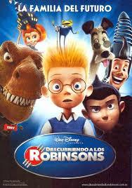 Descubriendo A Los Robinson Película Ecured