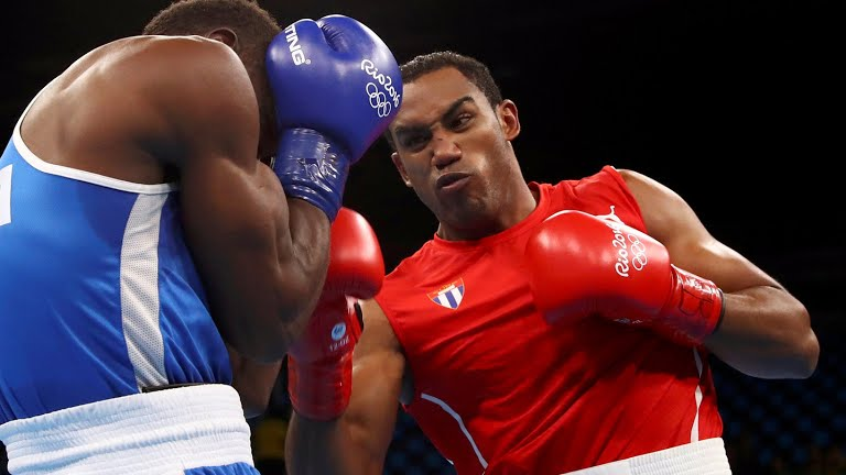 Arlen Lopéz bei den Olympischen Spielen Rio de Janeiro 2016 | Bildquelle:  © EcuRed | Bilder sind in der Regel urheberrechtlich geschützt