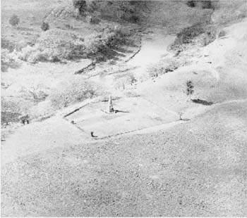 Dos Ríos, lugar donde cayó combatiendo José Martí y donde hoy se levanta un obelisco en recordación a este hecho histórico.