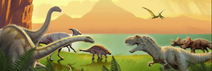 Portal de Dinosaurios