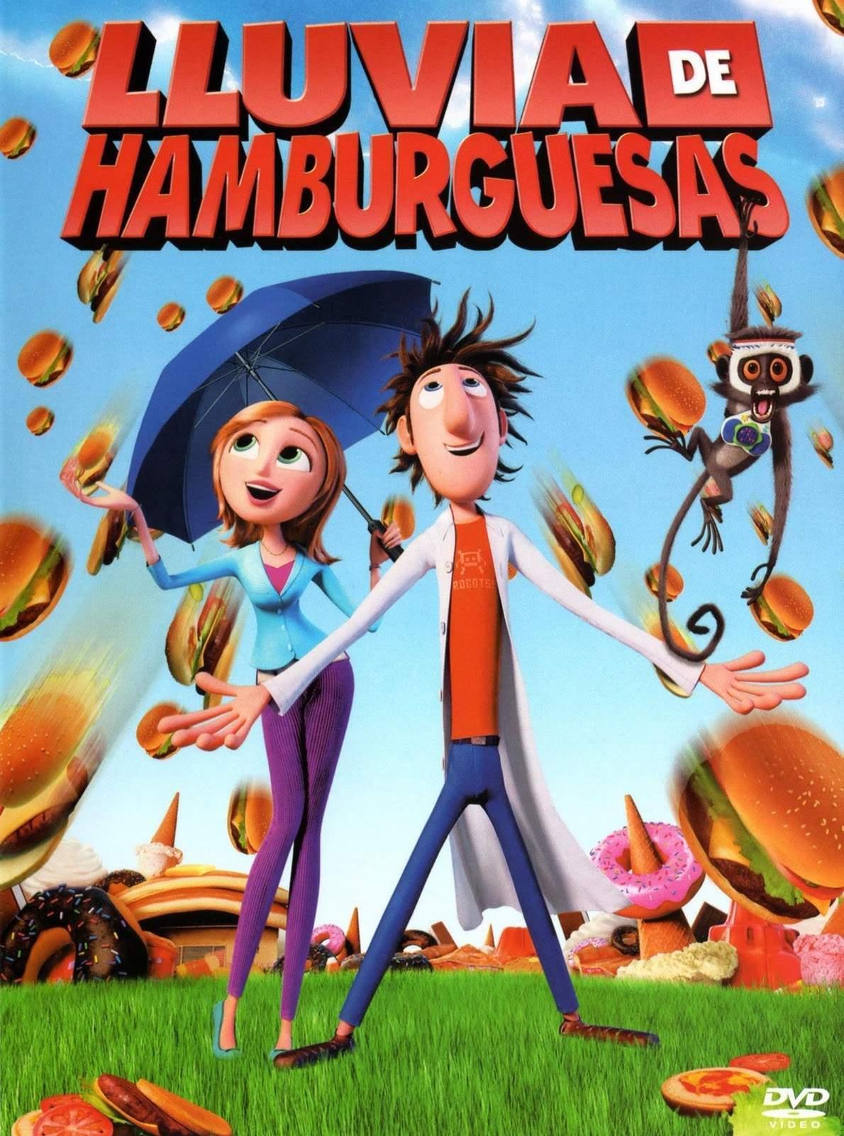 Lluvia de hamburguesas (Película) - EcuRed