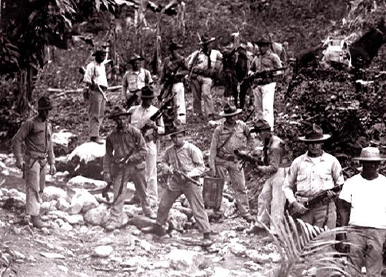 Ocupación estadounidense de Haití (1915-1934) - EcuRed