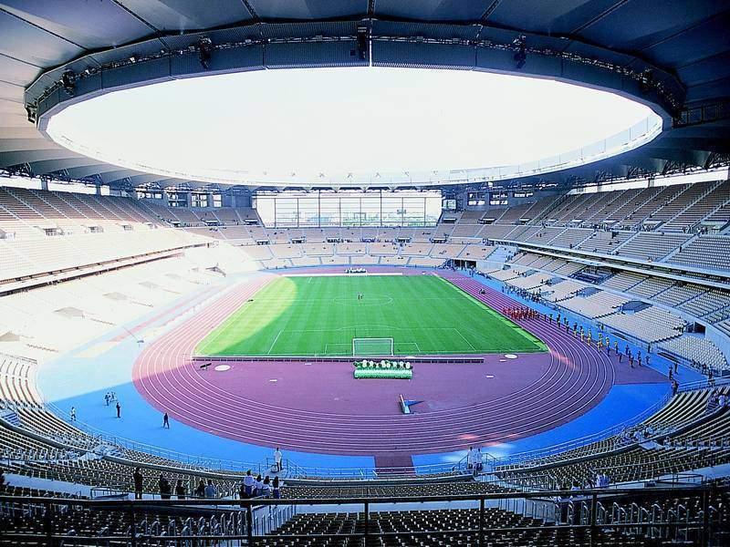 Estadio Olimpico De La Cartuja Ecured