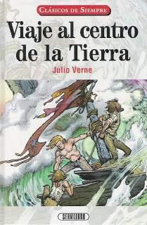Viaje Al Centro De La Tierra Novela De Julio Verne Ecured
