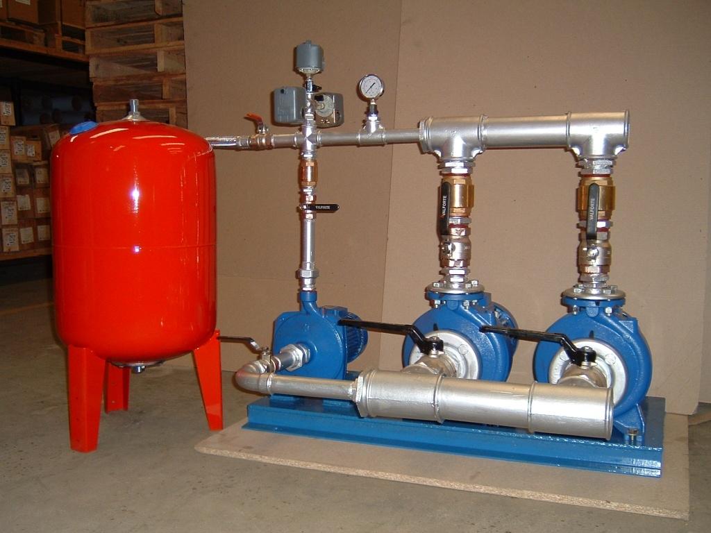 Sistema hidroneumático - EcuRed