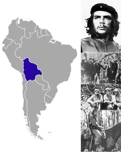 Archivo:Che guerrilla bolivia.JPG