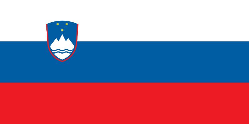 Bandera de Eslovenia - EcuRed