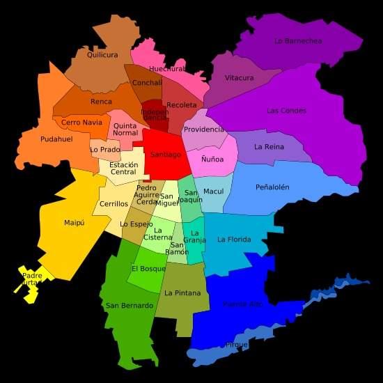 Santiago de Chile - EcuRed