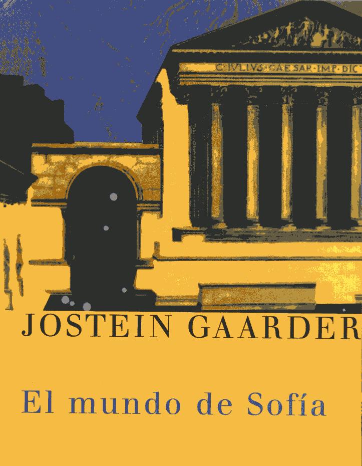 El mundo de Sofia - EcuRed