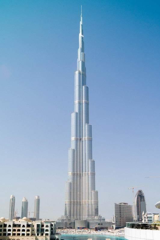 Burj Khalifa - EcuRed