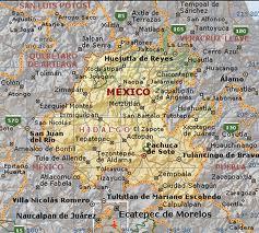 Estado De Hidalgo Mexico Ecured