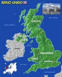 Mapa Politico Reino Unido Para Imprimir.Reino Unido Ecured
