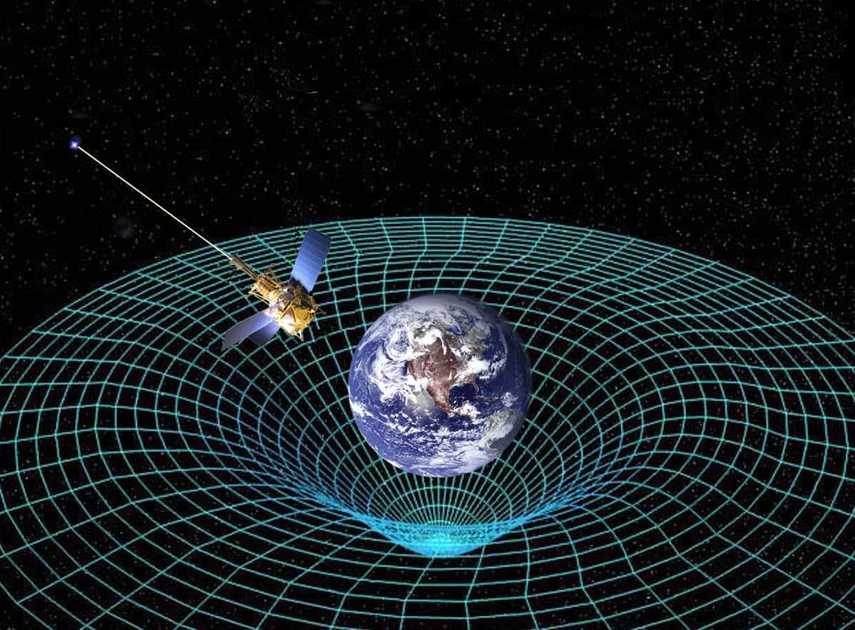 Resultado de imagen de Curvatura del Espacio Tiempo