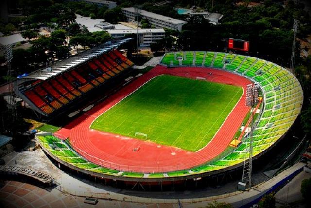Estadio Olímpico de la UCV - EcuRed