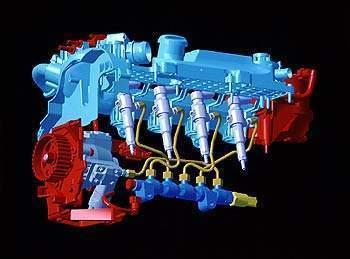 Sistema de alimentación de mecánica