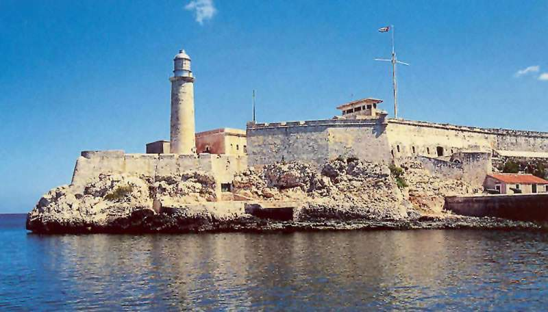 Castillo de los Tres Santos Reyes del Morro