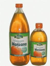 Resultado de imagen de vinagre de manzana