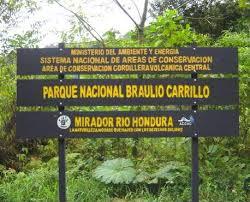 b7b91cea2f5 Parque Nacional Braulio Carrillo - EcuRed