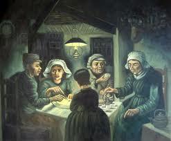 Los comedores de patatas - EcuRed