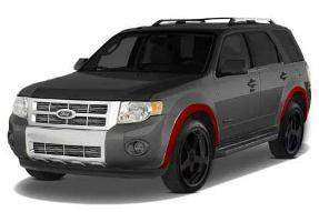 Ford Escape Ecured