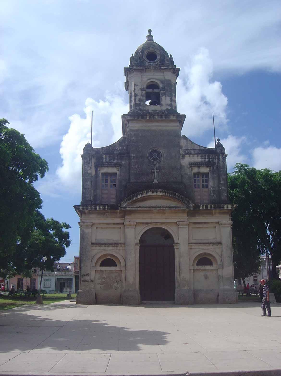 Iglesia de San Juan Bautista - EcuRed