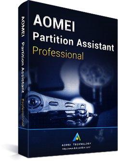 Resultado de imagen de AOMEI Partition Assistant