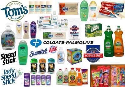 Colgate Palmolive Company Ecured