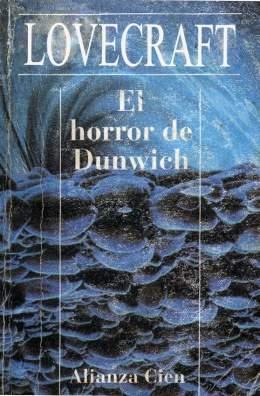El horror de Dunwich (Libro) - EcuRed