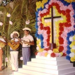 Cruz de Mayo  EcuRed