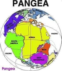 Resultado de imagen de Pangea