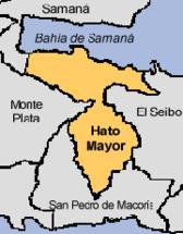Provincia De Hato Mayor Republica Dominicana Ecured