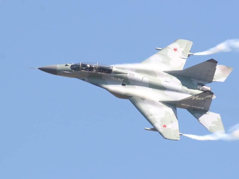 16 - REEMPLAZO PARA EL SISTEMA F-16 FIGHTING FALCON DE LA AVIACION MILITAR BOLIVARIANA - Página 23 800px-MiG-29_M2
