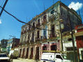 "Antiguo hotel ""Plaza"""