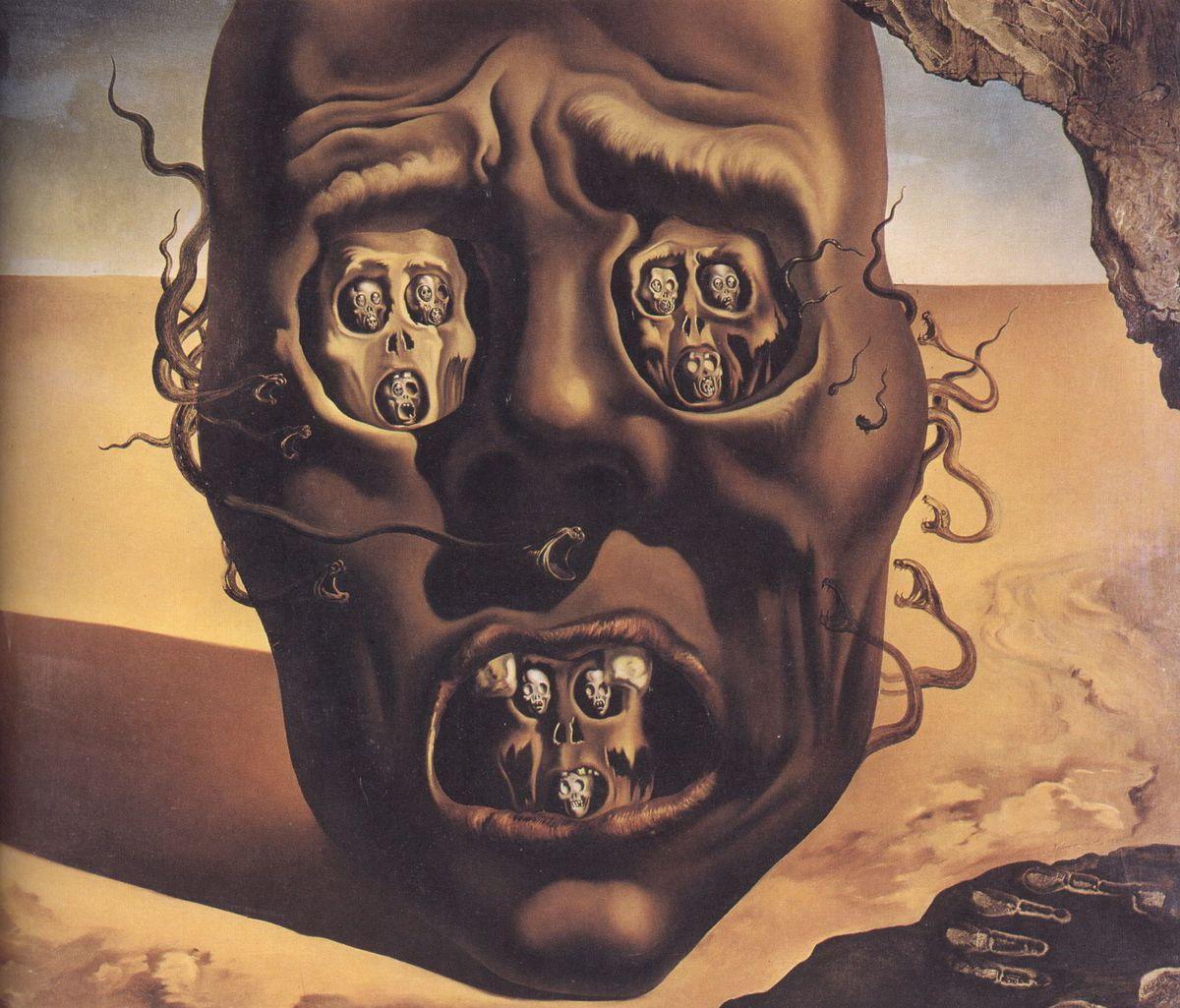 El rostro de la guerra - EcuRed