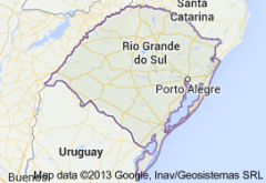 Estado De Río Grande Del Sur Brasil Ecured