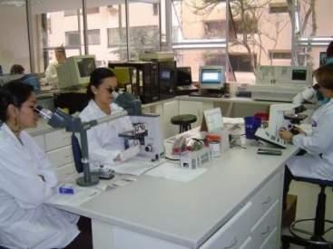 asistente de laboratorio clinico concepto