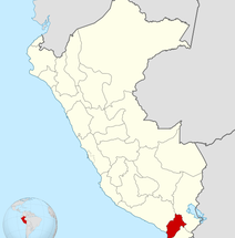 Departamento De Moquegua Peru Ecured