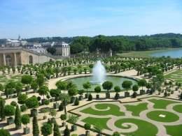 Jardin De Versalles Ecured