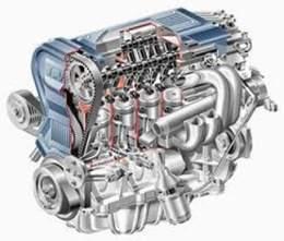 Motor de Combustión Interna por compresión.
