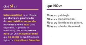 Intersexual definicion