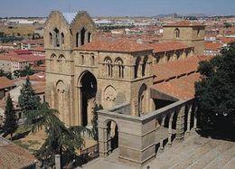 Basílica De San Vicente ávila Ecured