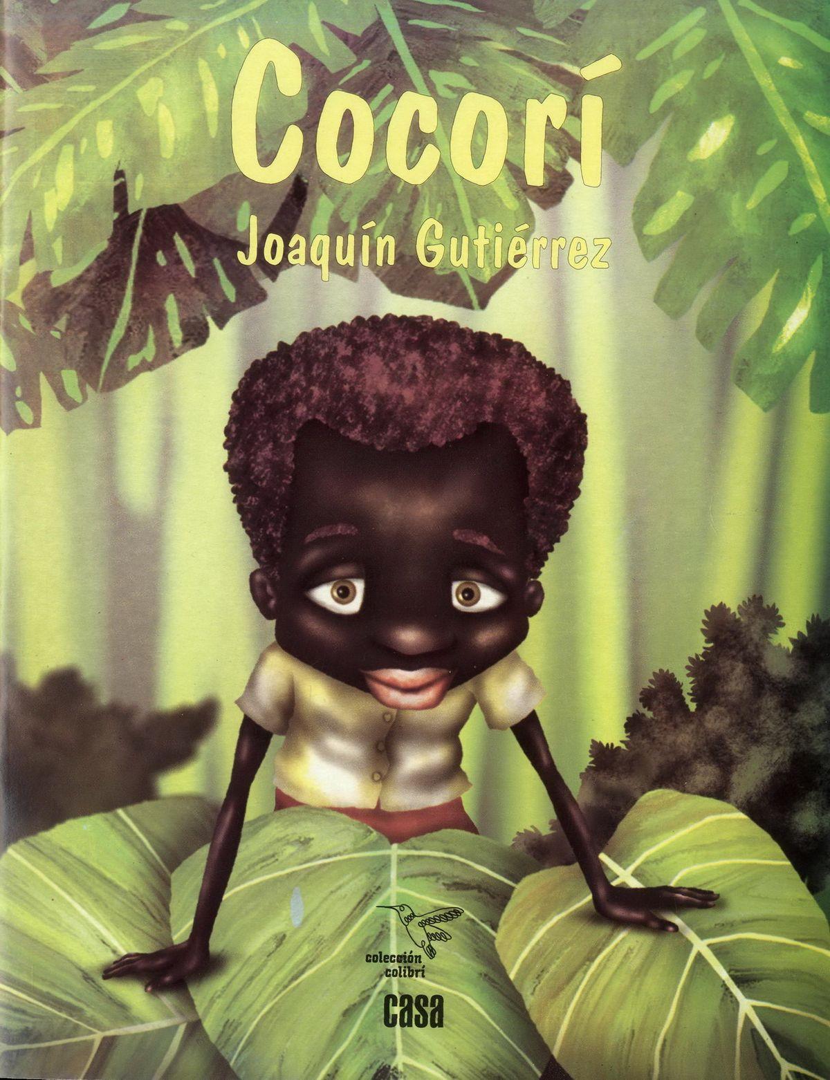 Cocorí (libro) - EcuRed