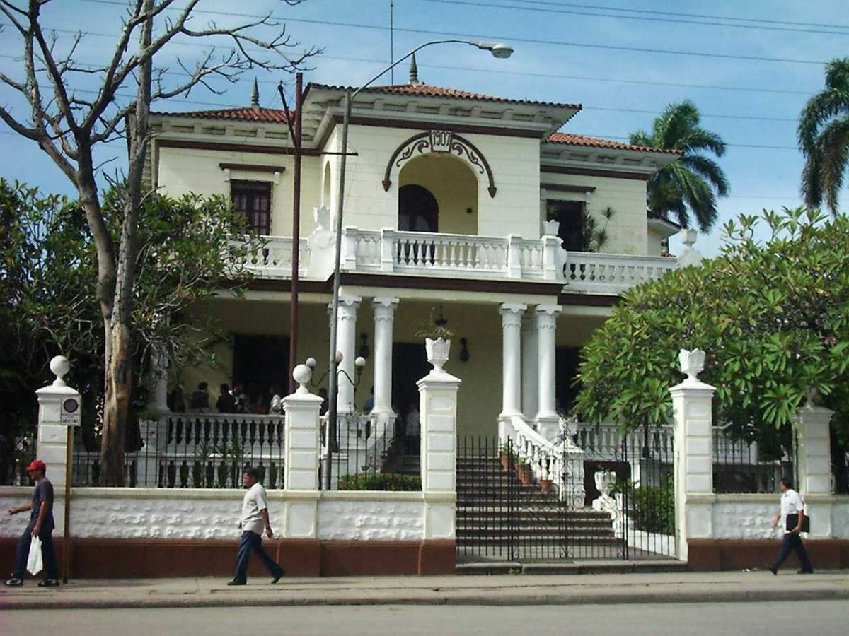 Palacio De Los Matrimonios La Virginia Ecured